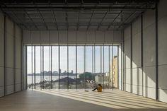 The Whitney Museum,© Nic Lehoux