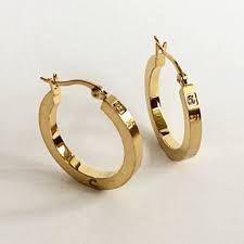 Bildresultat för örhängen ringar guld