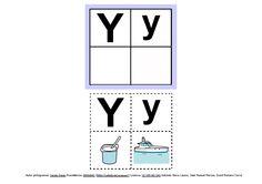 Abecedario con pictogramas: Y http://informaticaparaeducacionespecial.blogspot.com.es/2013/09/abecedario-con-pictogramas-de-arasaac.html