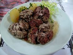 Calves Brains from Chez Denise (photo by Food Snob)