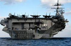 「ford class aircraft carrier vs nimitz」の画像検索結果