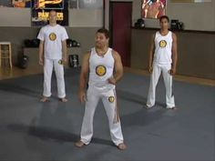 ▶ Capoeira sequence 01 - YouTube