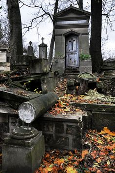 Pere-Lachaise cemetery  The most famous Parisian cemetery, Le Pere-Lachaise, Paris, France