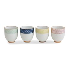 Tea Cup Set Of 4