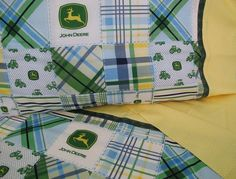 John Deere fabric nursery toddler bedding John Deere by kidsstore, $74.50