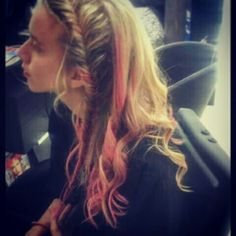 # extreme color #ombre#sombre