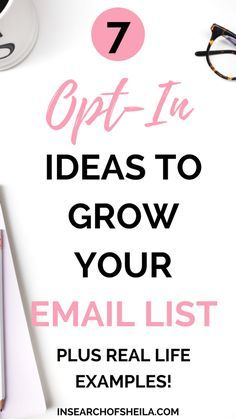 Having an opt-in freebie is the way to grow your email list. This article shares 7 of the best opt-in ideas to authentically grow your email list! Social Marketing, Email Marketing Design, Email Marketing Strategy, Email Design, Marketing Digital, Content Marketing, Media Marketing, Affiliate Marketing, Marketing Training