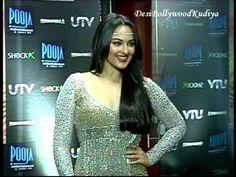 sonakshi sinha looking stunning in golden gown.