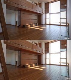 3D Esherick House Louis Kahn Model - 3D Model