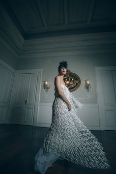 Editorial Excellence, Catwalks and Fashion Shows from the top Greek designers, New Bridal Trends and Collections 2018 Ethereal Wedding, Wedding Lace, Lace Weddings, Bridal Lace, Wedding Gowns, Bohemian Style Wedding Dresses, Bridal Style, Black Midi Dress, Lace Dress