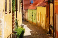 Telc, Czech Republic Side Road, Travel General, Czech Republic, Prague, Europe, Bohemia
