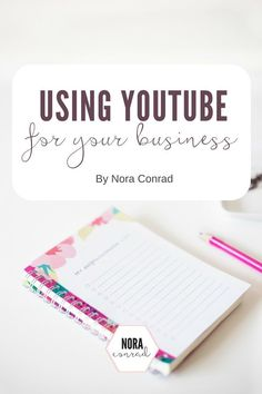 Using YouTube to grow your business: videos   helpful information!