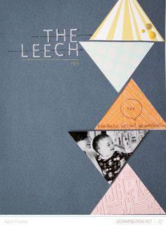 The Leech *Main Kit Only* by April Foster at @studio_calico