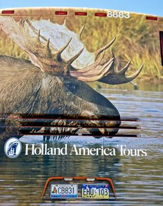 Holland America Explorer Motorcoach, traveling the US bringing Alaska and the Yukon to you.