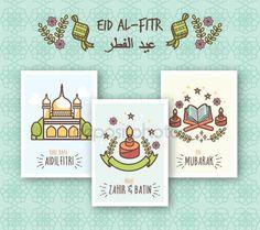 Selamat Hari Raya Aidifitri Greeting Card Design for Celebrating Islamic New Year Eid Greeting Cards, Eid Cards, Greeting Card Template, Banner Template, Card Templates, Wedding Card Design, Wedding Cards, Eid Envelopes, Eid Mubarak Wallpaper