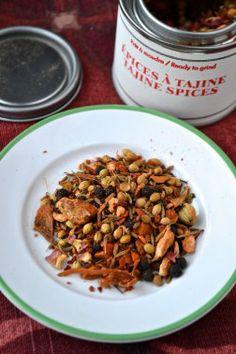Épices à tajine - tajine spices