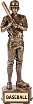 Baseball Trophies, Baseball Medals, and Plaques guaranteed to hit a homerun with your Baseball Team. Get your Baseball Trophies and Awards at the lowest prices online. Baseball Trophies, Trophies And Medals, Sports Baseball, Sports Figures, Sculptures, Hero, Statue, Ideas, Thoughts