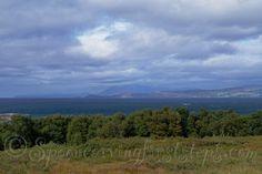 View toward Skye.
