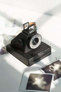 504bc7c9b0 Impossible I-1 Analog Camera  299 -- 20% off 5 stars Black Camera