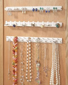 Peel and Stick Jewellery Organiser £12.95