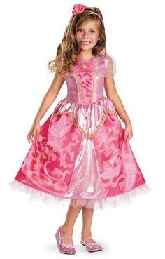 Disney Aurora Deluxe Sparkle Toddler/Child Costume