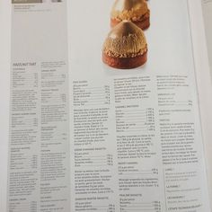 The recipe of the incredible Hazelnut Tart by Cedric Grolet pastry chef Hotel Meurice is In Énglish also like all the 15 recipes in Le Journal du Patissier