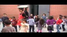 Castanyada Ed.Infantil 2010-2011, via YouTube.