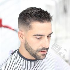 """11.1k Likes, 262 Comments - Best Men's Hairstyles and Cuts (@menshairs) on Instagram: """"@menpeluqueros - TEXTURE What's your favourite?"""""""
