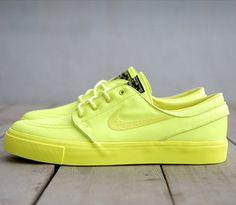 Three Squares Studio x Nike SB Stefan Janoski-Lemon Twist