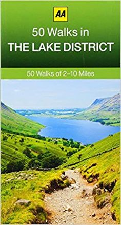 50 Walks in The Lake District - These books are great. Various walks for different abilities. Everything you need to know about the walk, including detailed maps. Good Books, Books To Read, Cumbria, Lake District, Britain, This Book, Wildlife, Ebooks, Walking