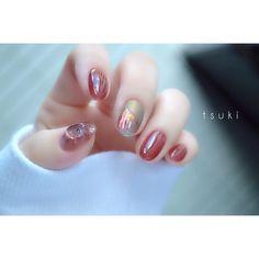 Gel Nails, Manicure, Kawaii Nails, Cute Nail Designs, Nail Arts, Pedi, Nails Inspiration, Cute Nails, How To Make