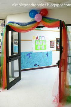 SCHOOL FUN FAIR/CARNIVAL DECORATIONS