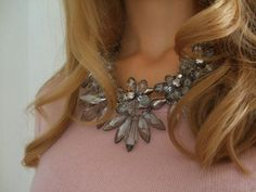 Statement Necklace - La Coquinette
