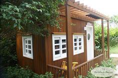 casinha de brincar - Clubhouse I
