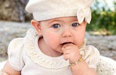 Baby Baptism or Christening Gift Idea. Pixie Perfect 14K Gold Designer Bracelet.