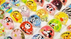 Wholesale Jewerly Ring Jewellery Rings Resin Ring Fashion Mixed Lots 50Pcs Cartoon Fashion Jewelry Rings MJ-05, Free shipping, $0.15-0.25/Piece | DHgate