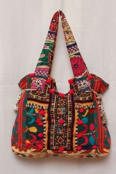 Vintage Balochi Boho Bag