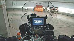 X-ride navigation in R1200GS