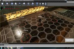 This is my own project on Unreal Engine 4 where I created scene (with learning assets), wrote c++ code and customized all in blueprints. Unreal is amazing tool!