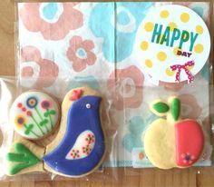 Scandinavian flavor!   cookies