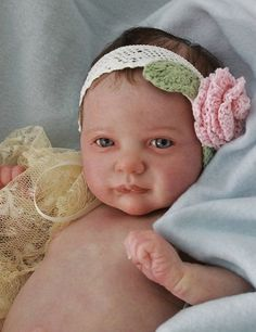 Reborn Doll Girl LE by Laura Lee Eagles reborned by Mary DiStefano #MaryDiStefano