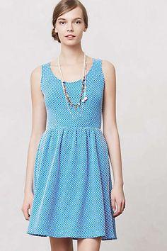 Anthropologie - Textured Caldera Dress