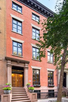 Sarah Jessica Parker, Matthew Broderick Re-List $22M House - Celebrity Real Estate - Curbed NY