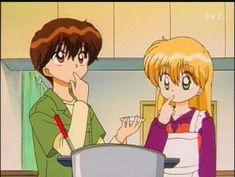 Ufo baby- Miyu and Kanata Old Anime, Manga Girl, Ufo, Nostalgia, Cartoons, Retro, Random, Baby, Fictional Characters