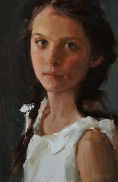 Newbury Fine Arts - Johanna Harmon Abigail