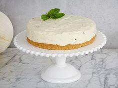 Old Recipes, Cake Recipes, Mojito, Piece Of Cakes, Vanilla Cake, Frosting, Delish, Cake Decorating, Cheesecake