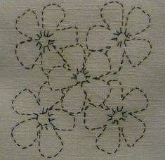 Sashiko embroidery- could be used in Crazy Quilting.Sashiko embroidery- could be used in Crazy Quilting.embroidery Sashiko embroidery- could be used in Crazy Quilting.Sashiko embroidery- could be used in Crazy Quilting. Shashiko Embroidery, Crewel Embroidery, Hand Embroidery Patterns, Embroidery Applique, Cross Stitch Embroidery, Embroidery Designs, Embroidery Thread, Embroidery Supplies, Machine Embroidery