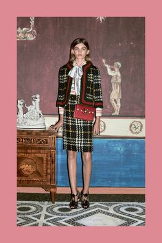 Gucci Pre-Fall 2016 Collection Photos - Vogue