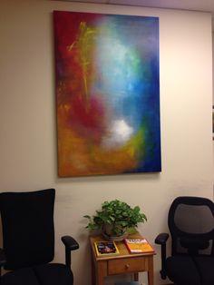 Transcendence 60x 40 heatherbuechler.com #art #artforsale