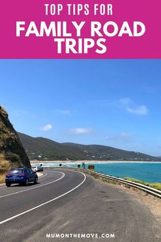 All of these top family road trip tips will help make your road trip with kids more enjoyable for everyone! Family travel is a lot of fun but can be challenging too. Follow these tips to help your vacation run smoothly. #familytravel #roadtrips #traveltips Travel Blog, Travel Usa, Travel Tips, Travel Ideas, Toddler Travel, Travel With Kids, Family Travel, Road Trip With Kids, Family Road Trips